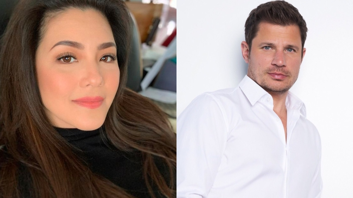 Regine Velasquez-Alcasid shared her first impression with Nick Lachey