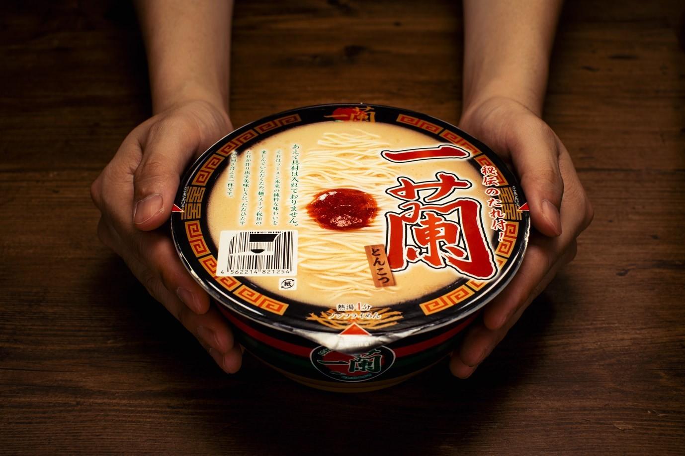 Ichiran releases an instant version of their ramen
