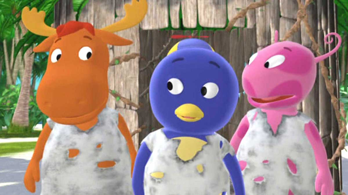 FreebieMNL - Nick Jr. The Backyardigans
