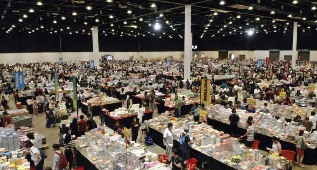 FreebieMNL - Calling all bookworms: 2021's Big Bad Wolf Book Sale will be all-online!