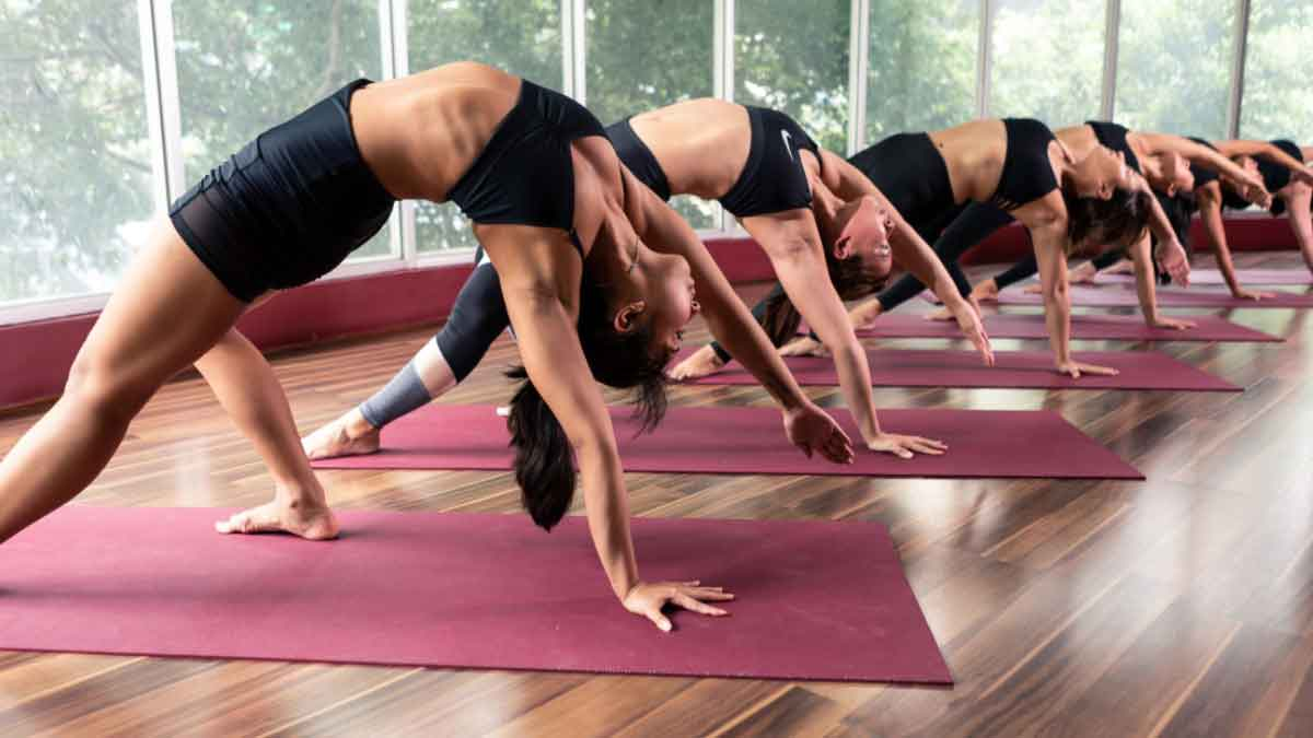 Find Your Bliss at Bliss Yoga