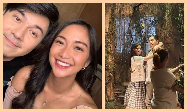 FreebieMNL - Charlie Dizon Teases New Project With Paulo Avelino And Project 8 Projects