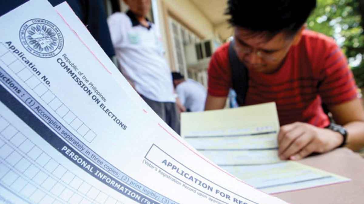 FreebieMNL - COMELEC launches mobile app to make voter registration easier