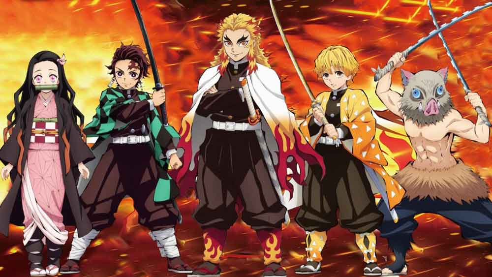 FreebieMNL - You can now stream Demon Slayer the Movie: Mugen Train for free