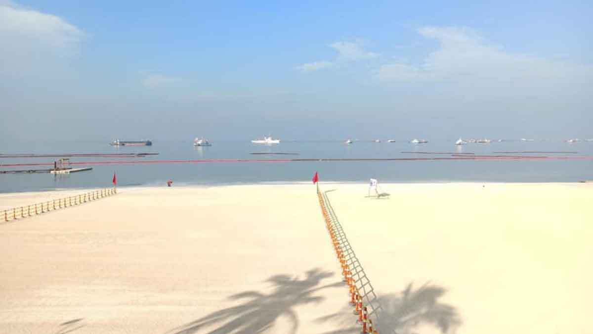 FreebieMNL - DENR reopens 'white sand beach' this July