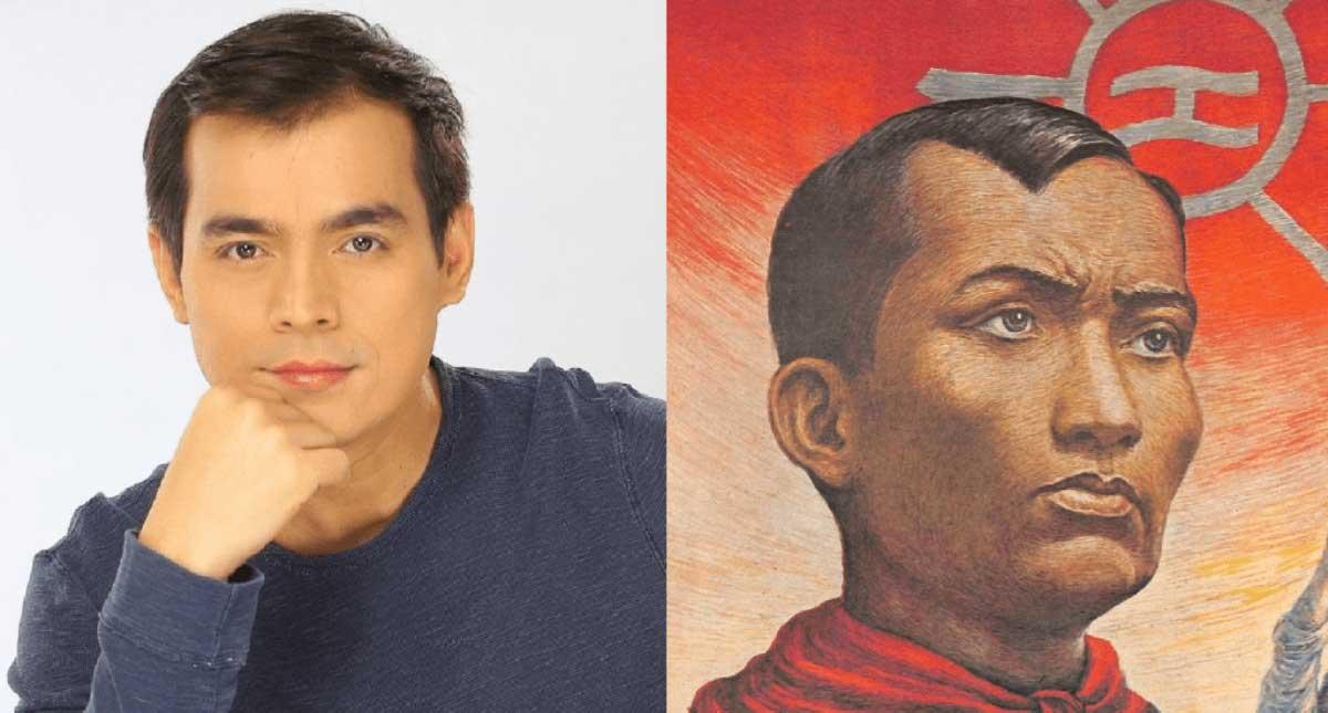 FreebieMNL - Isko Moreno to play Andres Bonifacio in biopic about the revolutionary hero
