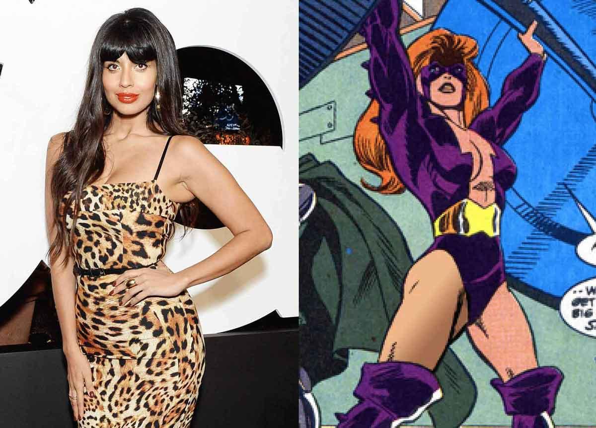 FreebieMNL - Jameela Jamil joins cast of 'She-Hulk' Disney+ series as super-villain Titania