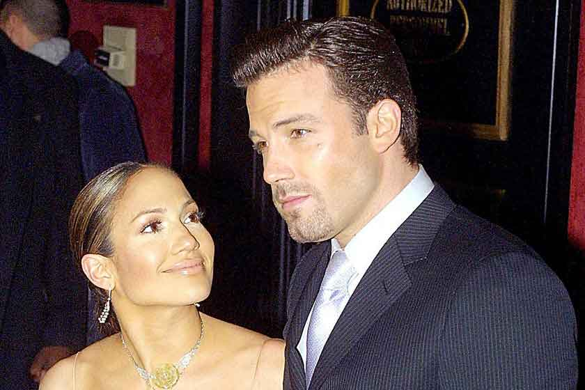 Bring Back the Early 2000s! Former Power Couple Bennifer Makes a Comeback