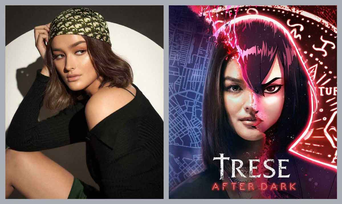 """FreebieMNL - Liza Soberano Shares How She Prepared For Her Role In """"Trese"""""""