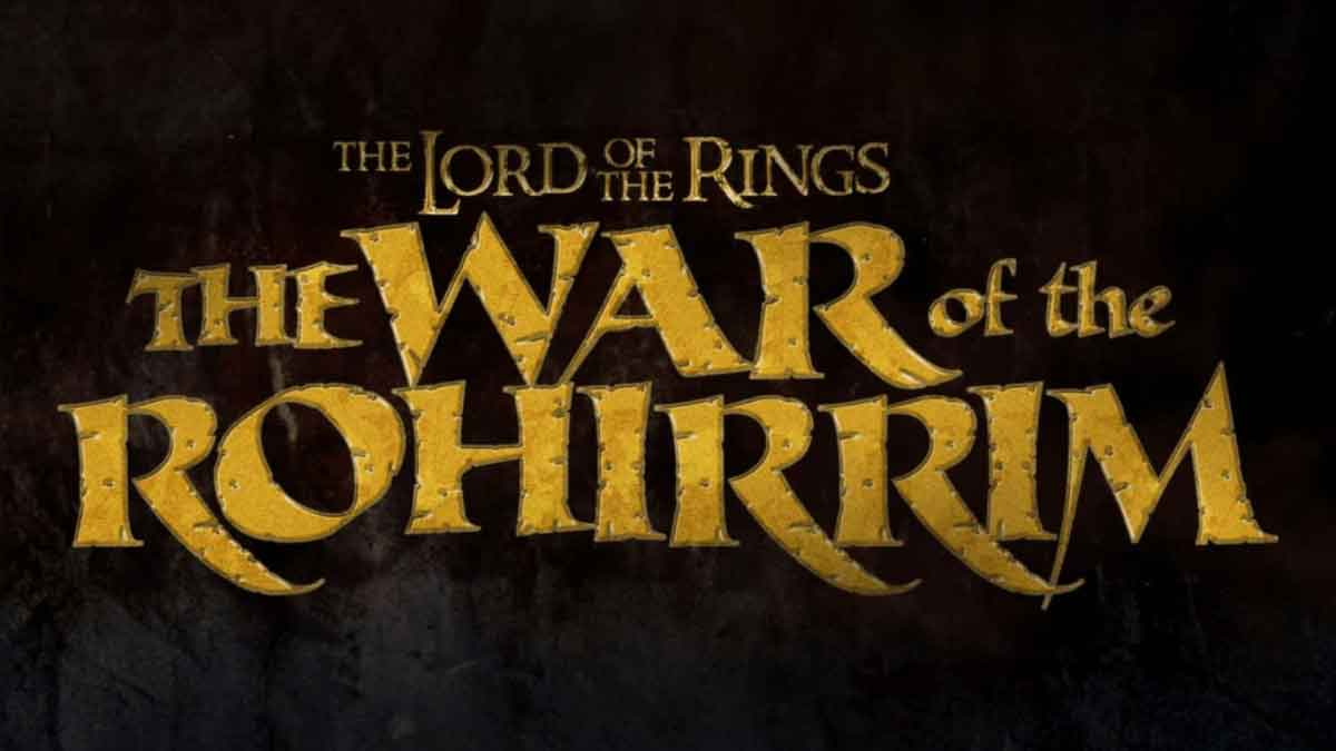 FreebieMNL - The War of the Rohirrim, a Lord of the Rings animated film, is in the works