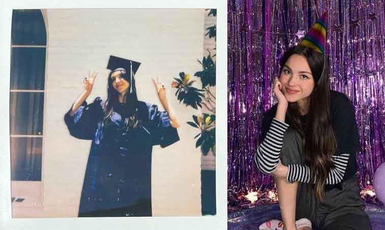 FreebieMNL - Olivia Rodrigo Celebrates High School Graduation