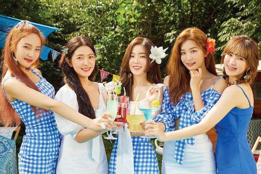 FreebieMNL - Red Velvet songs to stream while waiting for their August comeback