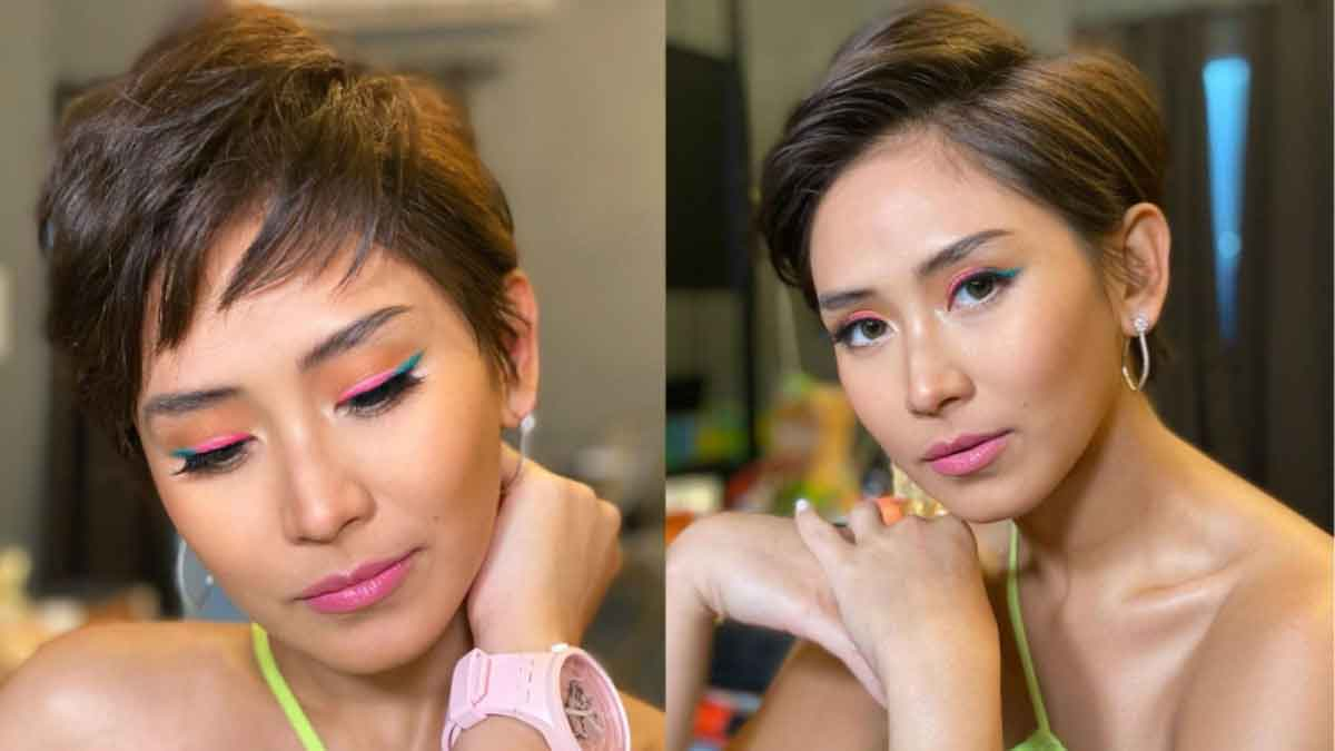 FreebieMNL - LOOK: Sarah Geronimo sports shortest hairstyle yet with new pixie cut