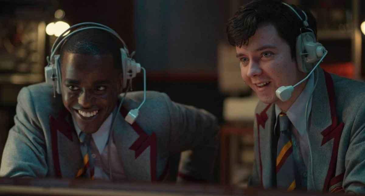 FreebieMNL - LOOK: Sex Education Season 3 gets premiere date, reveals first-look photos