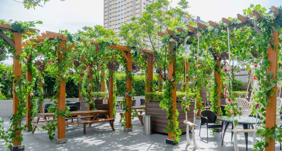 FreebieMNL - Elevate Your Al Fresco Dining Experience at Shangri-la Plaza