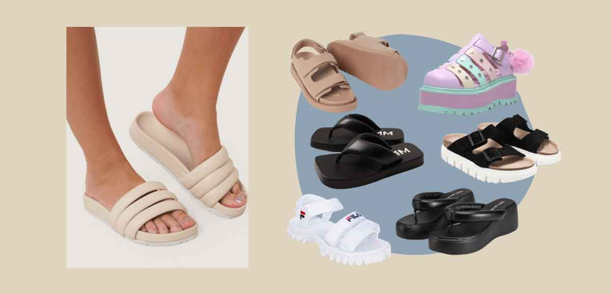 FreebieMNL - 7 Chunky Sandals That Fit the Y2K Aesthetic
