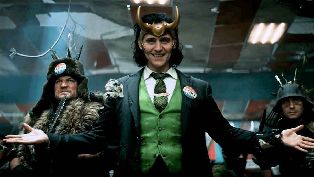 FreebieMNL - 'Loki' set to return for a second season at Disney Plus