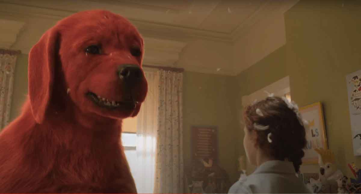 FreebieMNL - WATCH: Live-action 'Clifford the Big Red Dog' drops new trailer