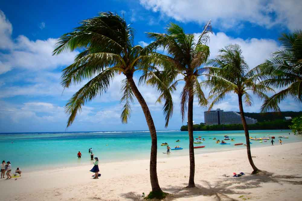 Guam Rolls out Air Vacation & Vaccine Program
