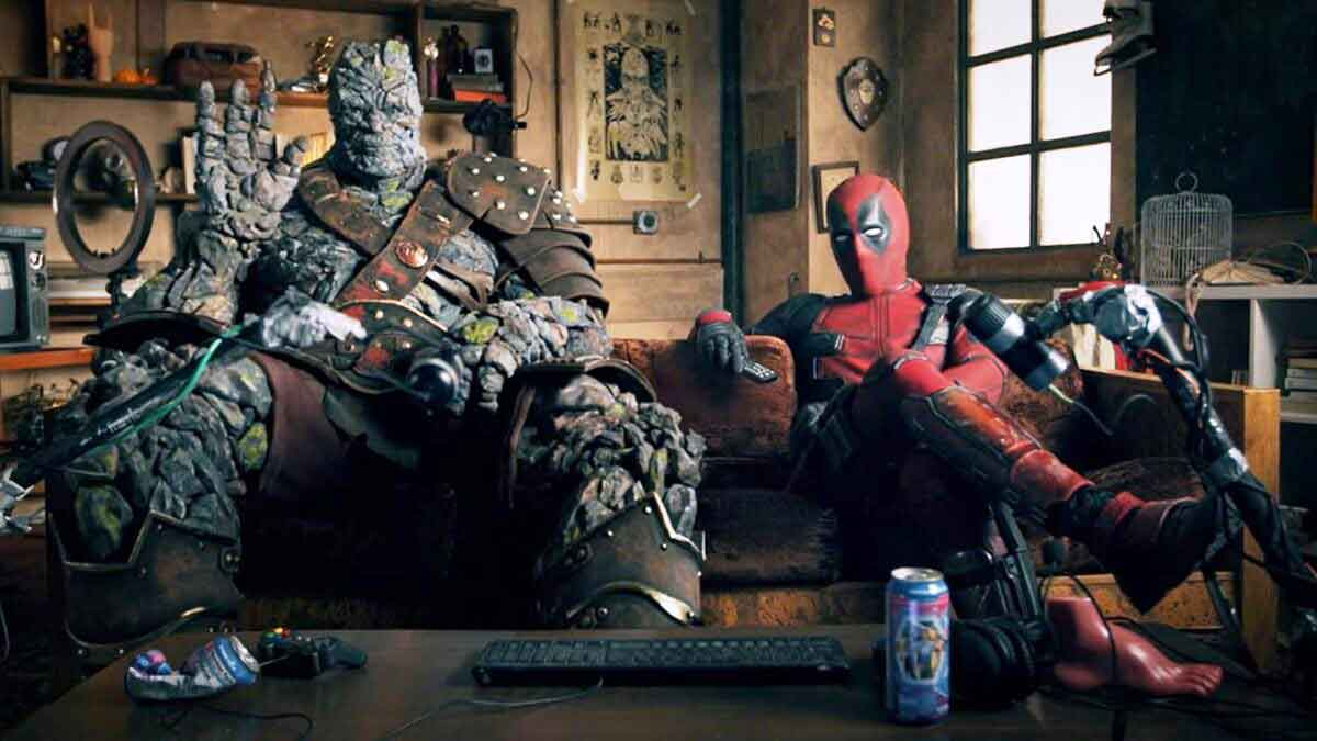 FreebieMNL - WATCH: Deadpool drops by the MCU to see Korg, sort of