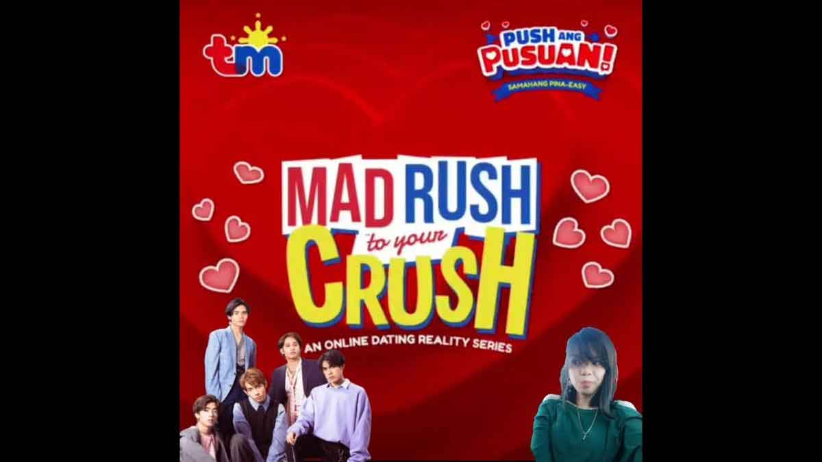 """FreebieMNL - Why You Should Tune in to """"Mad Rush to Your Crush"""""""