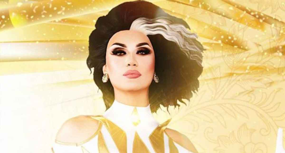 "FreebieMNL - ""Ganda ka?"" RuPaul's Drag Race queen Manila Luzon to host new Philippine drag show"