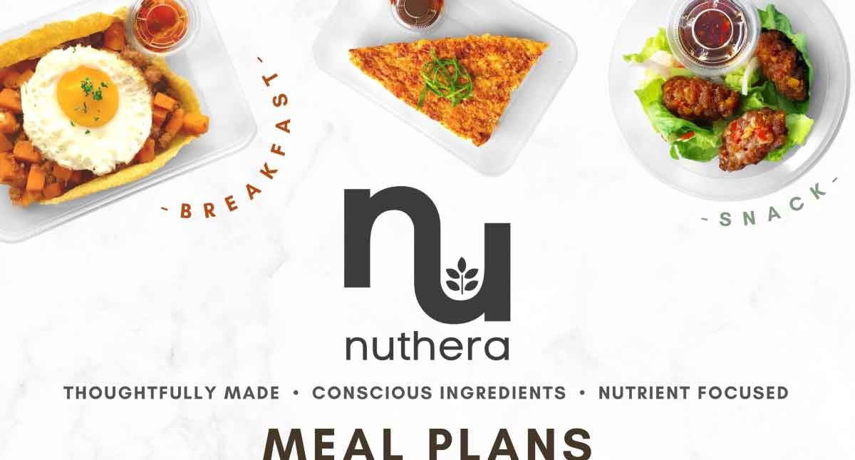 FreebieMNL - Eat Nutritious and Delicious at Nuthera