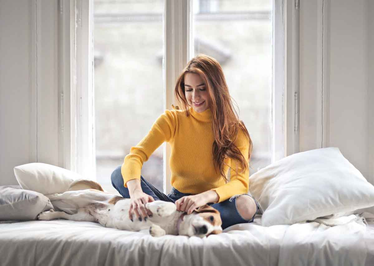 FreebieMNL - Should You Share the Bed With Your Dog?