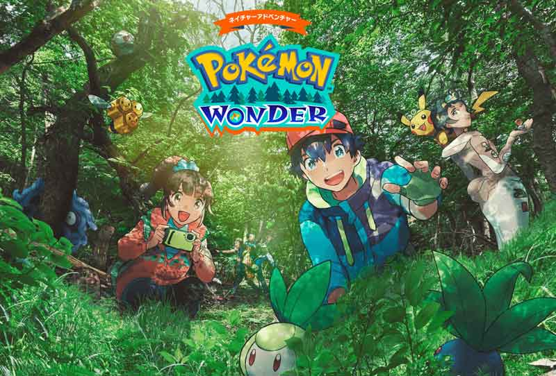 "FreebieMNL - LOOK: A Pokémon theme park styled like a ""Safari Zone"" is set to open in Japan"