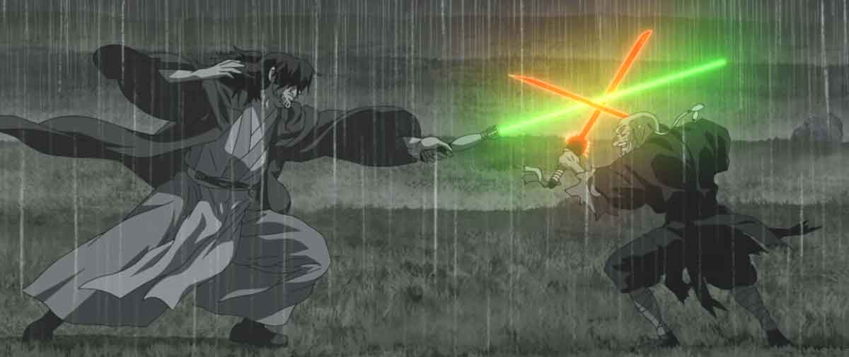 FreebieMNL - WATCH: Disney+ reveals release date for Star Wars: Visions anime anthology
