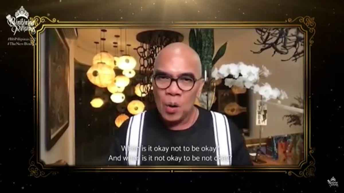 FreebieMNL - How Would You Answer Tito Boy's Question in Bb. Pilipinas 2021?