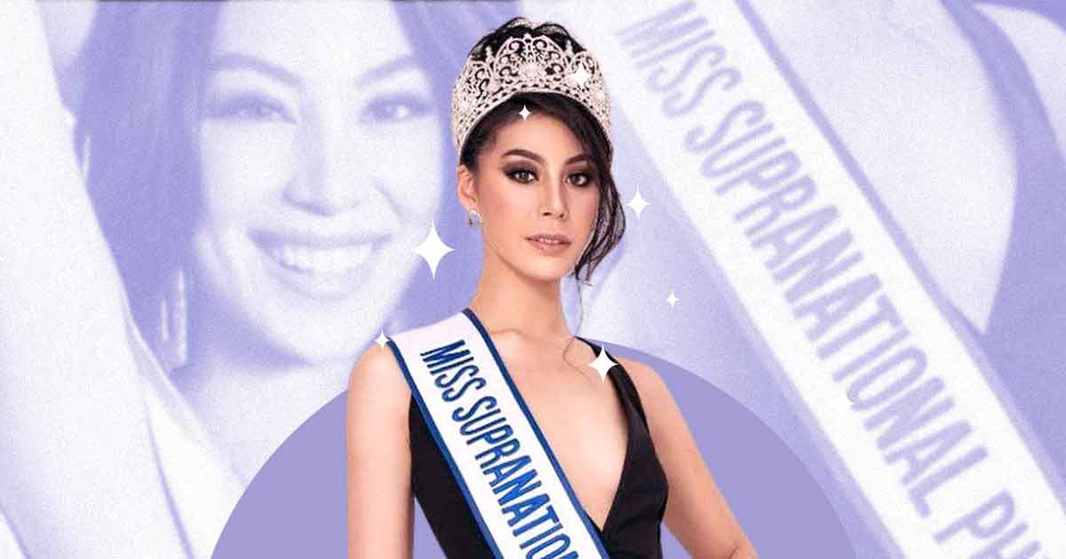 Dindi Pajares Finishes In Top 12 Of Miss Supranational 2021 Pageant