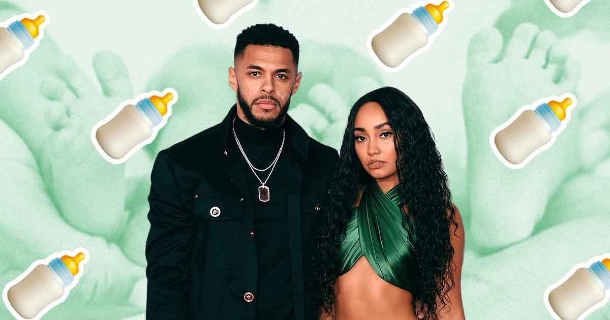 Leigh-Anne Pinnock And Andre Gray Welcome Twin Babies