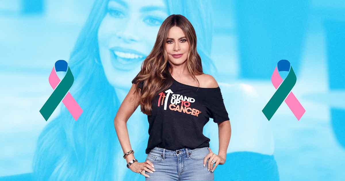 Sofía Vergara Opens Up About Her Thyroid Cancer Diagnosis Over 20 Years Ago